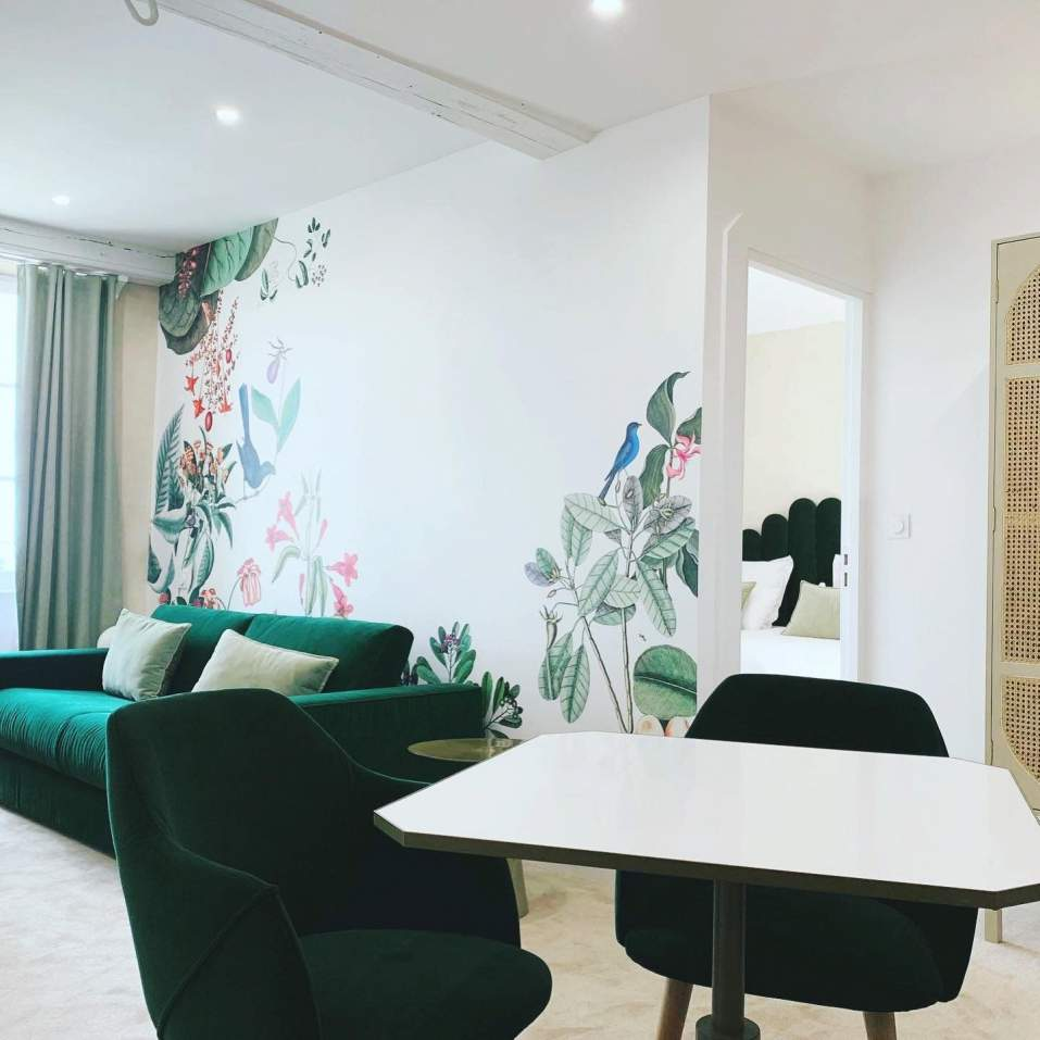 Premium suite